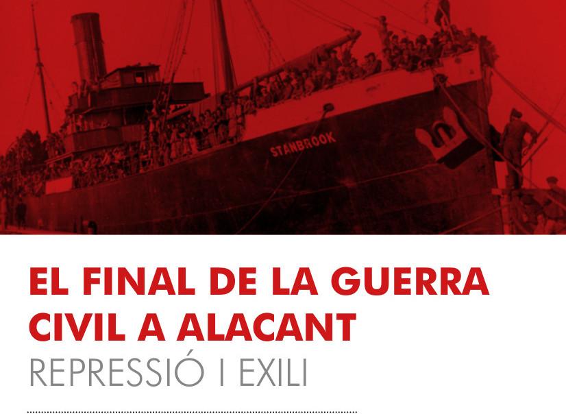 El final de la Guerra Civil en Alicante